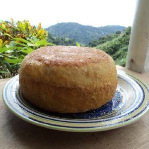 Jamaican Homemade Dutch Pan Bread EITS Cafe