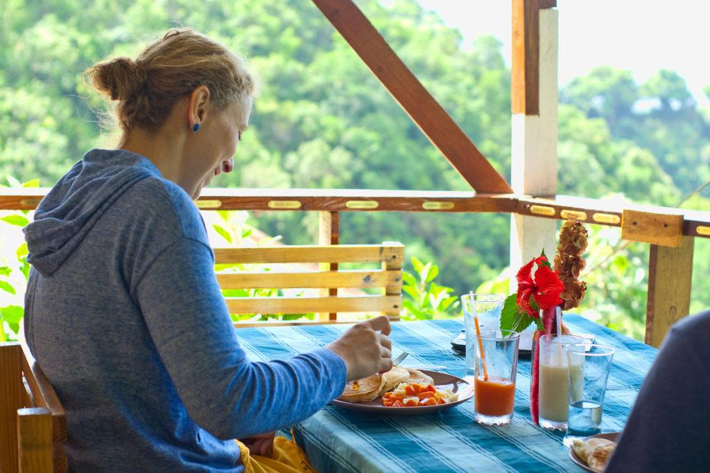 EITS CafeJamaica Mount Edge Guest House