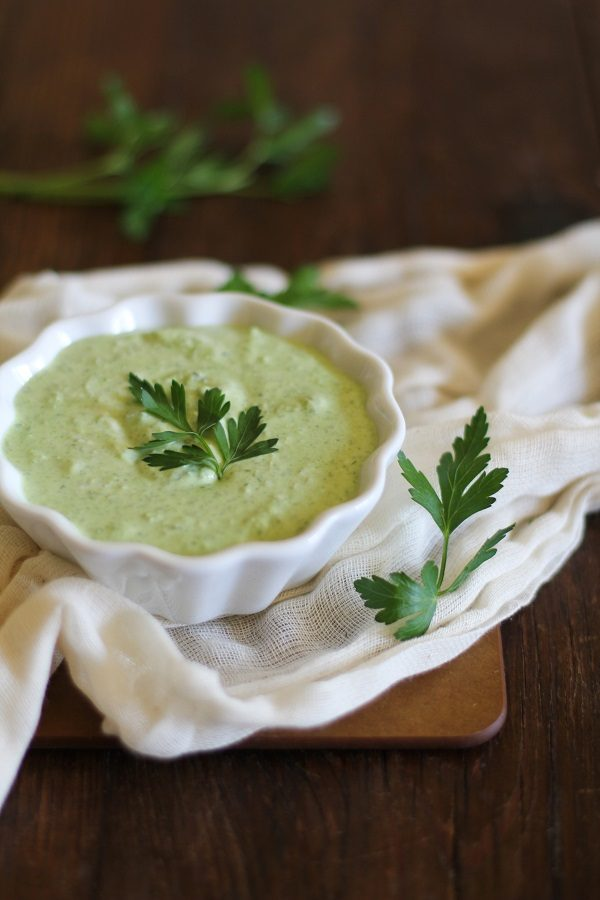 Jamaican Salad Dressing EITS Cafe Treats
