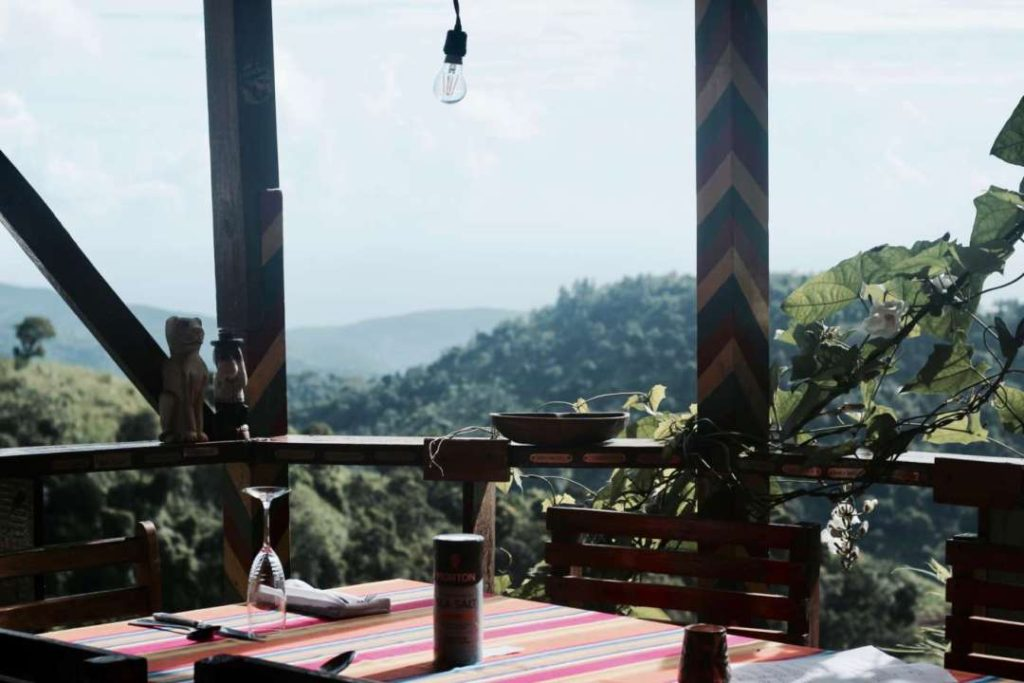 EITS Cafe Jamaica Mount Edge Guest House