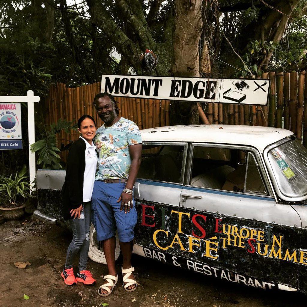 Levi Roots in Jamaica